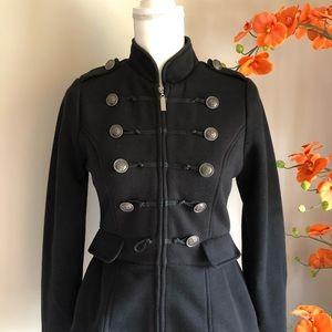 Black trendy blazer